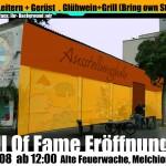 """Eröffnung Hall of Fame """"Alte Feuerwache"""""""
